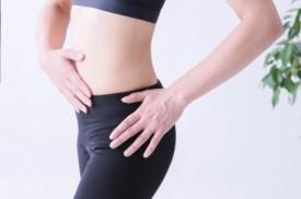産後のポッコリおなかと尾骨痛