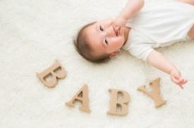 赤ちゃんのしっとりお肌ケア