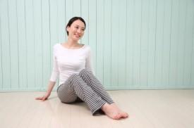 産褥体操と骨盤矯正
