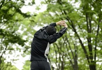 肩甲骨の可動域調整