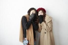 肩こりと冬の服装